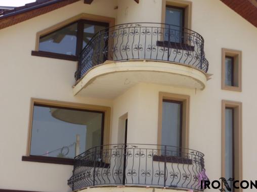 balustrada fier 10024