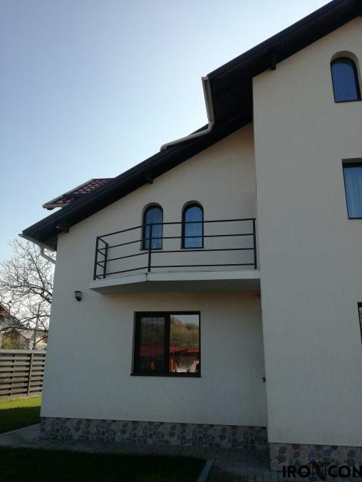 balustrada balcon fier 10071-1
