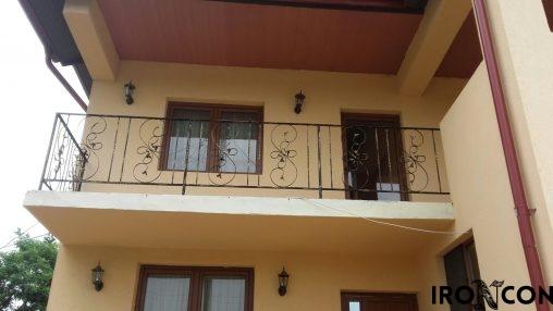 balustrada balcon fier10076