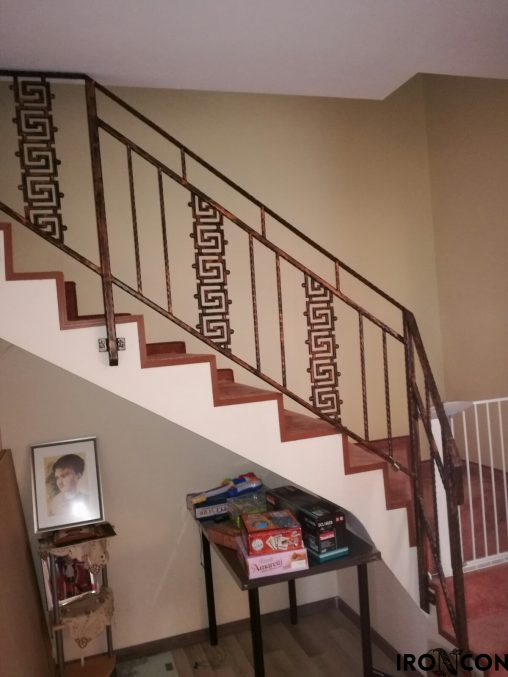 balustrada fier 10056