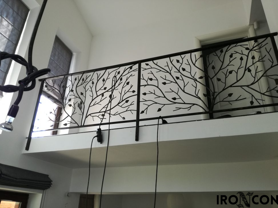 balustrada fier 10095-2