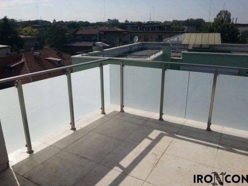 balustrada din sticla 10032-1