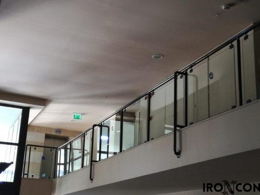 balustrada din sticla 10046-1