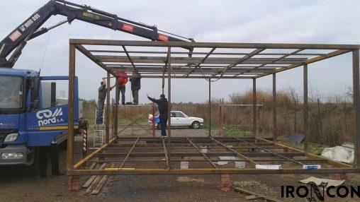 constructie metalica 30003-1