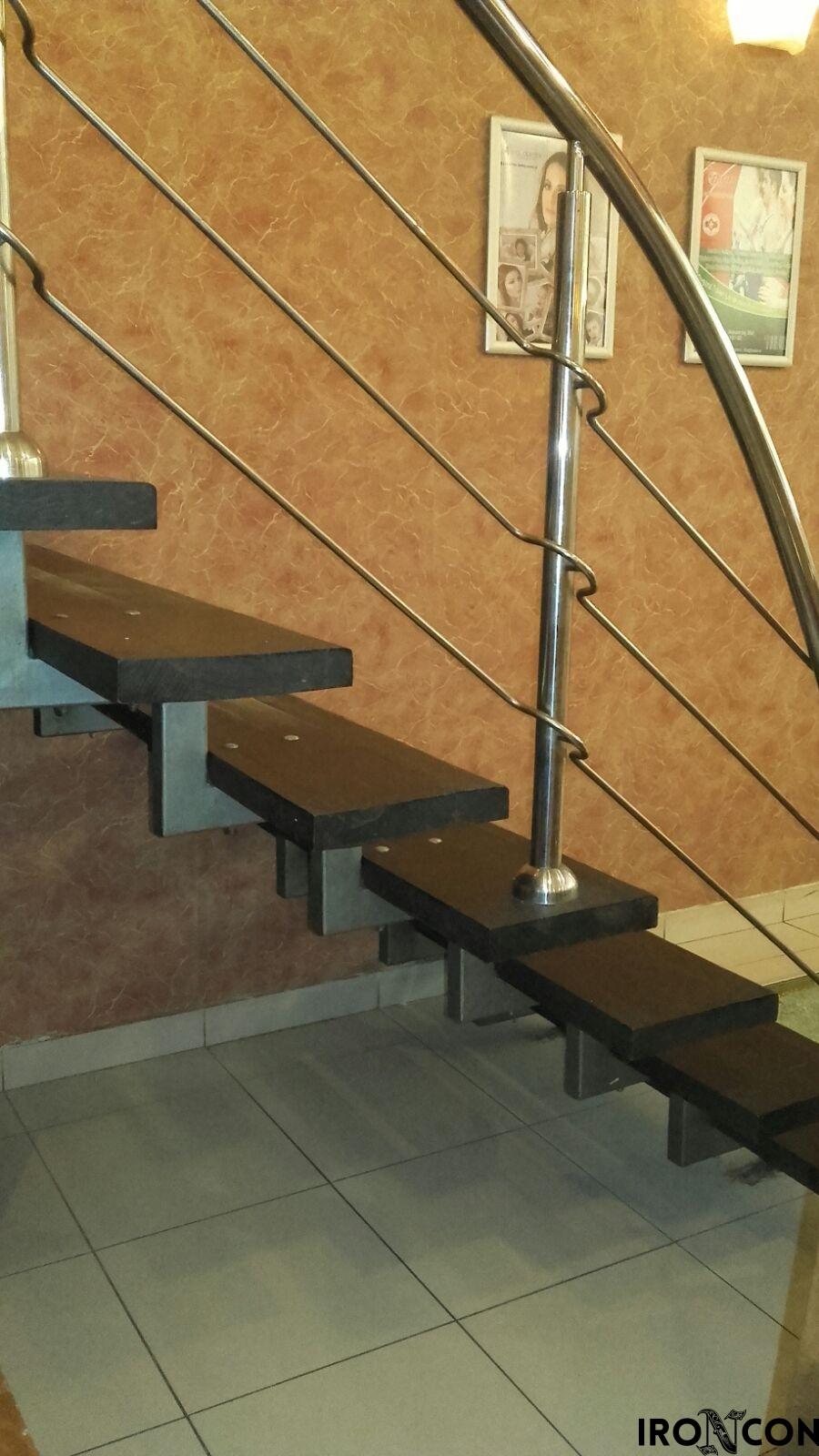 scara cu vanguri laterale 20027-1